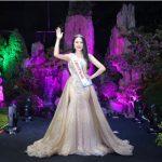 Trẻ trung và xinh đẹp, Thu Trang đăng quang Đại sứ Duyên dáng – Đại sứ Hữu nghị Vì hòa bình