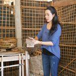 NSƯT Trịnh Kim Chi xây nhà cho người phụ nữ nghèo đón Tết