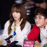 Minh Hằng 'phấn khích' với dàn trai đẹp casting cho dự án Web Drama
