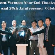 Ascott kỷ niệm 25 năm hoạt động và phát triển bền vững tại Việt Nam
