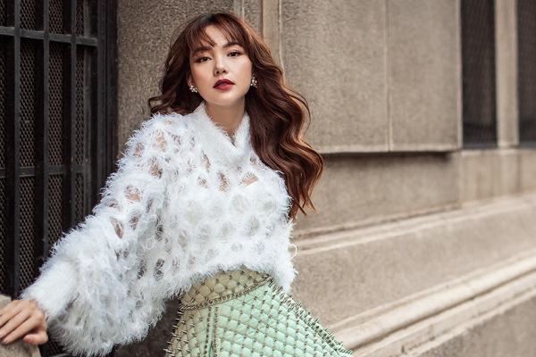 Minh Hằng tiết lộ về lý do bước vào 'cuộc chiến' Web Drama