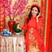 Ký ức ngày Tết của Hoa hậu Việt Nam Thế giới Di Khả Hân