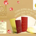 Koi Of Joy – An lành hạnh phúc, nhận quà độc đáo từ Crescent Mall