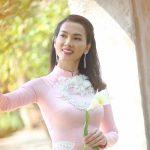 Người mẫu Anh Thư tiết lộ bí quyết giữ sắc vóc tươi trẻ