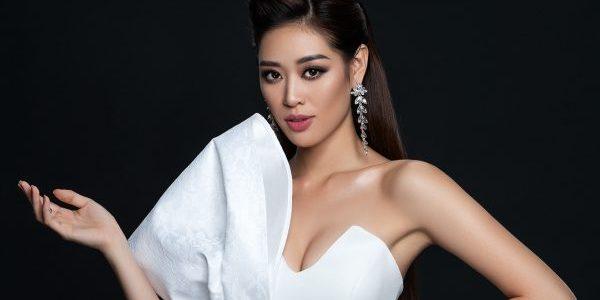 Hoa hậu Khánh Vân thực hiện bộ ảnh đặc biệt tri ân cộng sự cũ