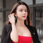Hoa hậu Huỳnh Vy tiết lộ cách tìm kiếm người đàn ông lý tưởng