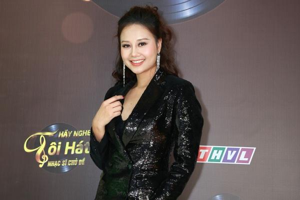 Hà Thuý Anh tuyên bố bây giờ không thua kém bất cứ nghệ sĩ nào