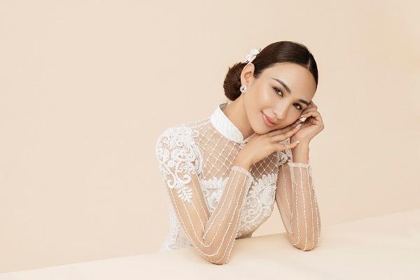 Hoa hậu Ngọc Diễm tiết lộ lý do không theo đuổi hình ảnh gợi cảm