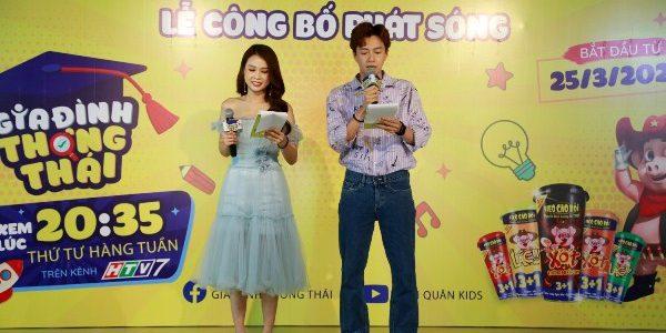 """Gia Đình Thông Thái: Gameshow trí tuệ sắp """"đổ bộ"""" sóng truyền hình"""