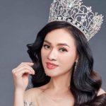 Tân Hoa hậu Đại sứ Quốc tế 2020 sở hữu vương miện 1,2 tỷ đồng