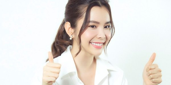 """Huỳnh Vy: """"Phụ nữ đẹp khi tự tin chứ không phải lúc nào cũng hàng hiệu"""""""