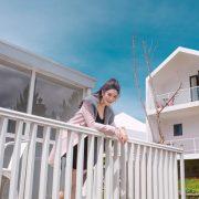 Lý Nhã Kỳ khoe dáng trong resort Orion triệu đô