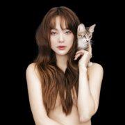 Minh Hằng bán nude mừng tuổi 33