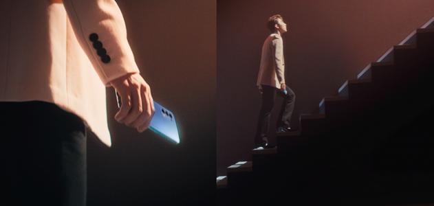 Sơn Tùng M-TP khoe trọn vẻ soái ca trong clip quảng bá Reno4