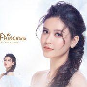 Hé lộ 5 nàng công chúa ngọt ngào trong poster The Princess