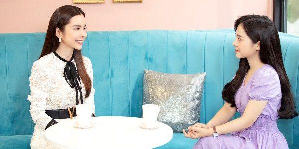 Huỳnh Vy rơi nước mắt khi nhớ lại tuổi thơ nhiều khó nhọc