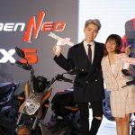 Đức Phúc trở thành Đại sứ thương hiệu dòng xe điện Xmen Neo