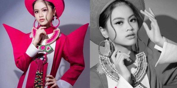 Mẫu nhí 11 tuổi lọt Top thí sinh xuất sắc nhất tại Siêu sao mẫu nhí Việt Nam 2020