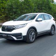Honda Việt Nam ra mắt CR-V 2020 với nhiều cải tiến công nghệ