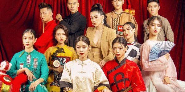 HLV Thanh Huyền ra mắt dàn mẫu mới tinh của Hà Nội