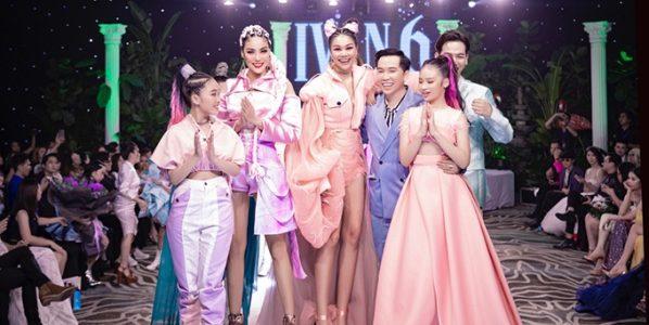 """""""Ivan Resort"""": Show diễn thời trang """"đẹp-độc-lạ"""" của NTK Ivan Trần"""