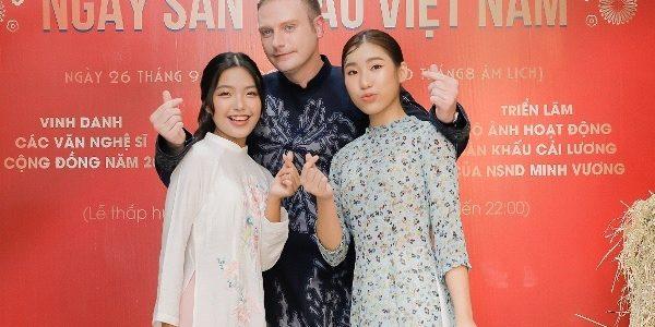 Ju Uyên Nhi và Bảo Nghi được vinh dành Nghệ sĩ vì cộng đồng 2020