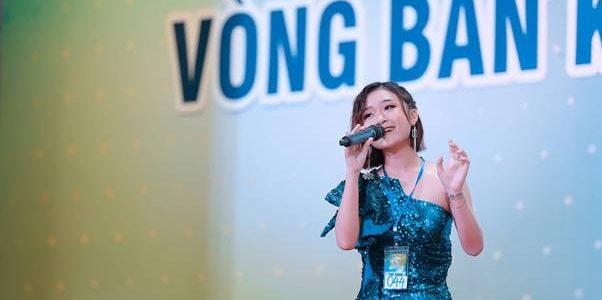 """Linh Phương bước tiếp vào vòng chung kết """"Giọng hát hay Hà Nội 2020"""""""