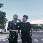 CEO Nguyễn Minh Quang kết nghĩa anh em với chàng ca sĩ Hoa Vinh
