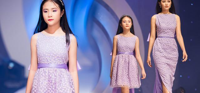 """Loạt thành tích """"đáng nể"""" của mẫu nhí Trang Anh"""