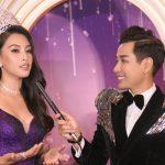 Nguyên Khang sẵn lòng giúp Tiểu Vy trở thành MC, người truyền cảm hứng