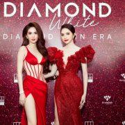 Ngọc Trinh chi 10 tỉ ra mắt sản phẩm mới & Tân Đại sứ Diamond White