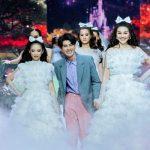 Sàn diễn cổ tích The Princess của NTK Nguyễn Minh Công ngập tràn cảm xúc