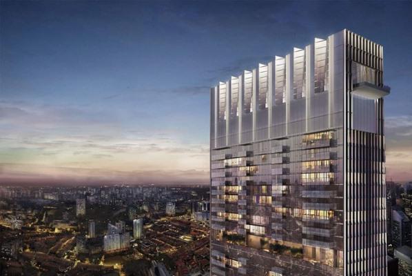 Penthouse đắt nhất Singapore bị bán lỗ 8,4 triệu USD