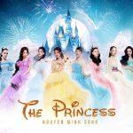 10 ngọc nữ hội tụ trong poster The Princess của Nguyễn Minh Công