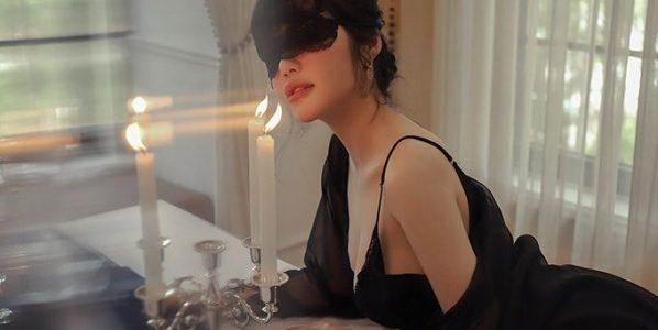 Elly Trần quay cảnh 'nóng' trong MV đầu tay