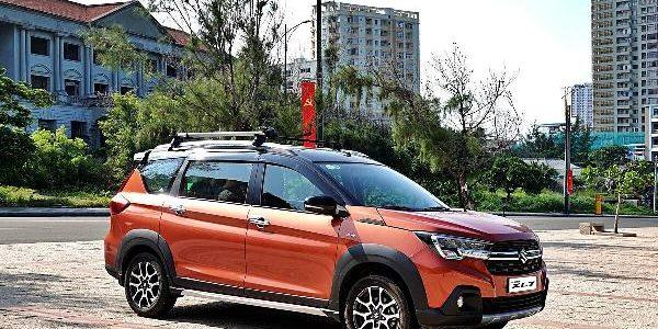 Suzuki XL7 hoàn toàn mới – xe SUV dành cho gia đình