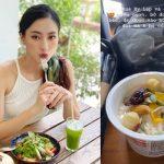 Hai món ăn vặt không lo béo của Lương Thùy Linh