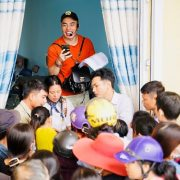 Lê Dương Bảo Lâm chia sẻ về những người đã hết lòng dạy dỗ