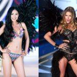 Thí sinh Hoa hậu VN diễn bikini giống mẫu Victoria's Secret
