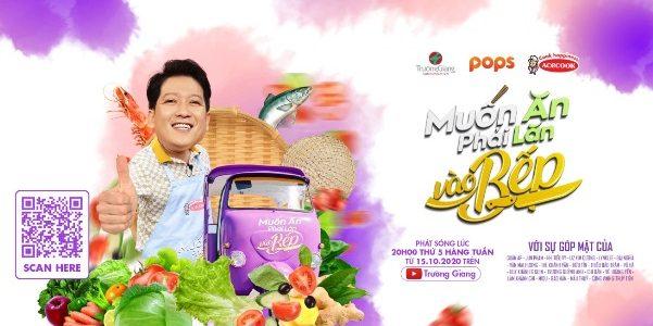 """Show ẩm thực của Trường Giang vừa ra mùa 3 đã """"gây bão"""" BXH youtube"""