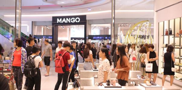 Sale khủng 80% đến nửa đêm sẽ đổ bộ vào Crescent Mall