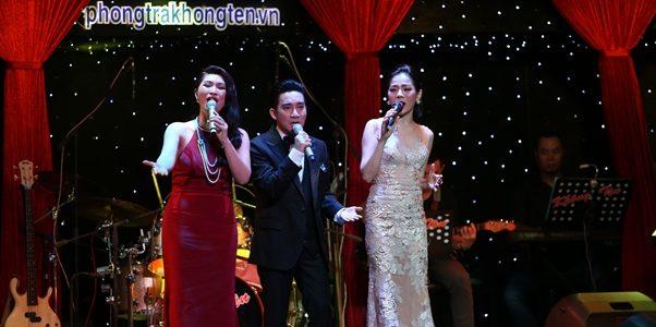 Lệ Quyên, Quang Hà, Nguyễn Hồng Nhung hết mình với Murad