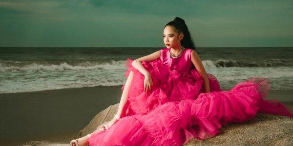 Vẻ đẹp sắc sảo của mẫu nhí Bảo Hà trong bộ ảnh mới