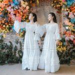 Bộ ảnh đẹp như mơ của cặp song sinh Hiếu Nhi – Thảo Nhi
