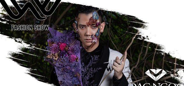 NTK Đắc Ngọc đảm nhiệm vai trò mở màn W Fashion Show