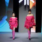 Siêu mẫu Minh Tú diễn vedette show The Mirage