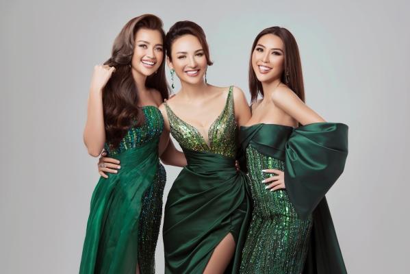 Mãn nhãn bộ ảnh beauty queen quy tụ 9 hoa hậu, á hậu nổi tiếng Việt Nam