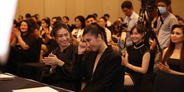 Đồng Ánh Quỳnh rơi nước mắt nhận vai 'Thanh Sói'