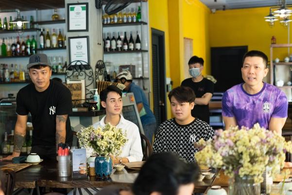 Kan Vũ và Red T chính thức đầu quân về TKP Entertainment
