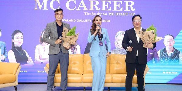 Đỗ Phương Thảo sáng lập dự án cộng đồng MC START UP để truyền lửa nghề MC